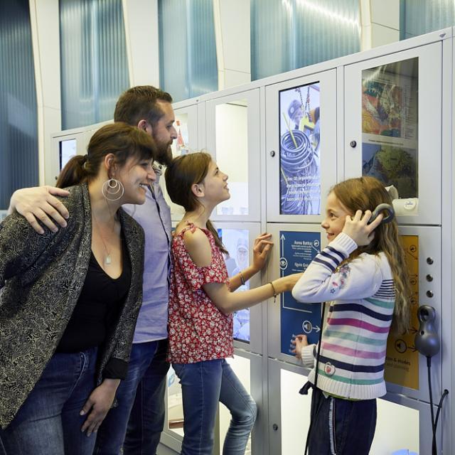Site de visite Eol Centre Eolien Saint-Nazaire