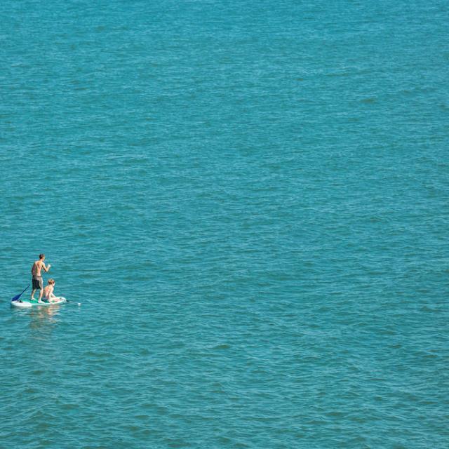 Paddle à Saint-Nazaire