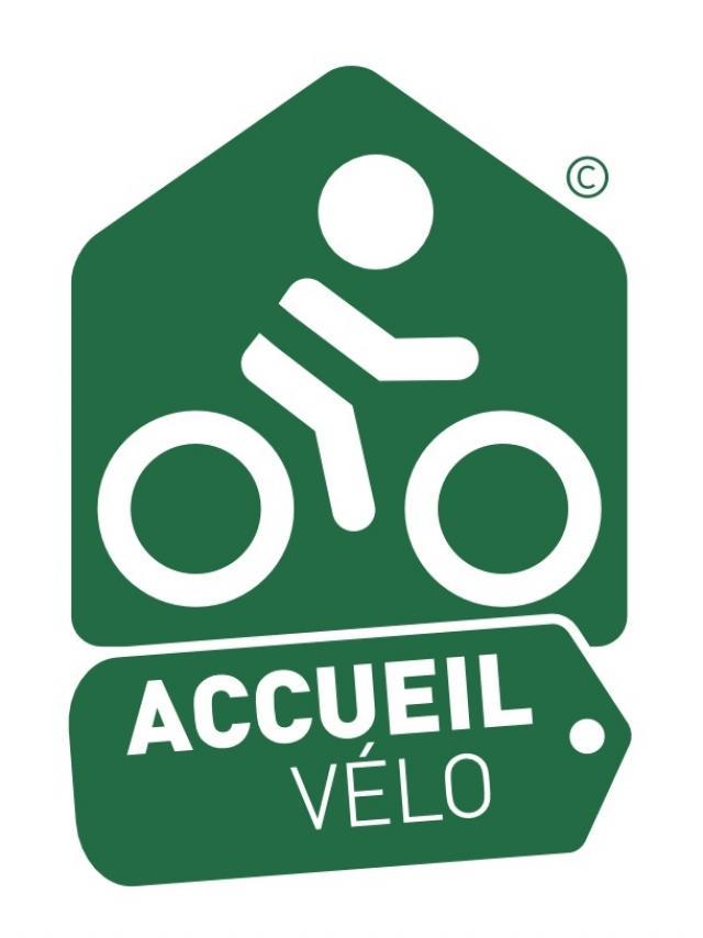 Logo Marque Accueil Velo