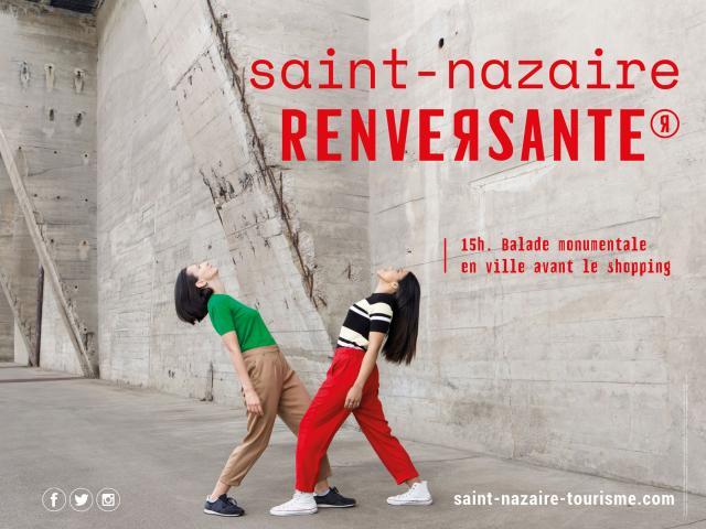Visuel Paysage Campagne Destination Saint Nazaire Renversante Base Sous Marine