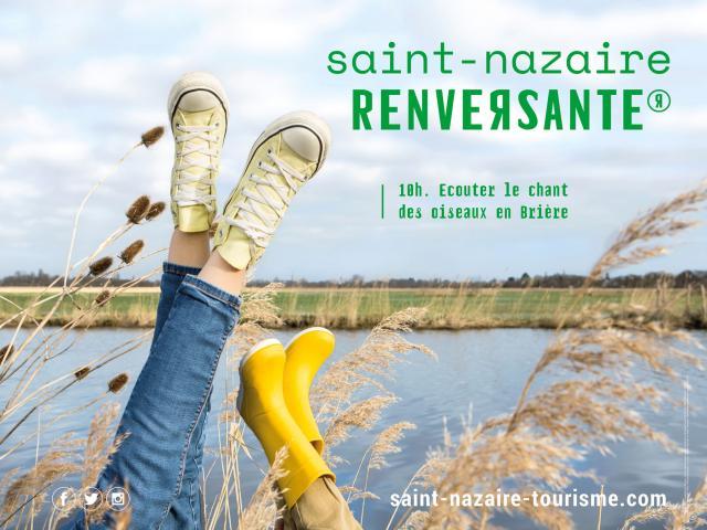 Visuel Paysage Campagne Destination Saint Nazaire Renversante Briere