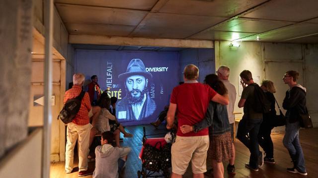 Visite guidée la grande traversée d'Escal'Atlantic