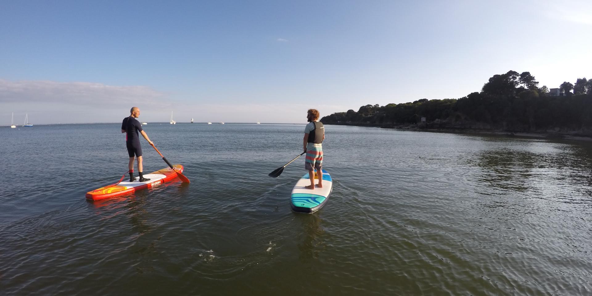 Activité Paddle, Line Up